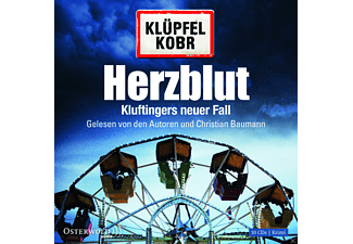 HERZBLUT-KLUFTINGERS NEUER FALL - (CD)