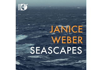Janice Weber - Seascapes [CD]
