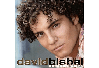 David Bisbal - Corazon Latino - (CD)