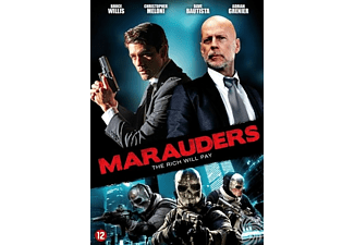 Marauders | DVD