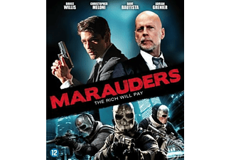 Marauders | Blu-ray