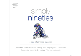 VARIOUS - Simply Nineties [CD]