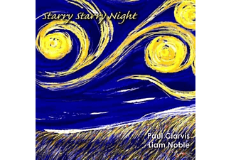 Paul Clarvis & Liam Noble - STARRY STARRY NIGHT - (Vinyl)