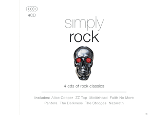 Various - Simply Rock - (CD)
