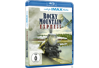 Rocky Mountain Express - (Blu-ray)