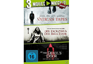 Vatican Tapes, Der Exorzismus der Emma Evans, At the Devil's Door - (DVD)