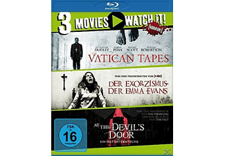 Vatican Tapes, Der Exorzismus der Emma Evans, At the Devil's Door [Blu-ray]
