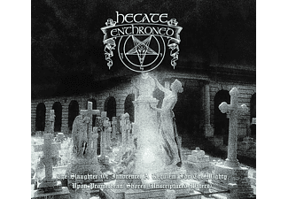 Hecate Enthroned - Slaughter Of Innocence - (CD)