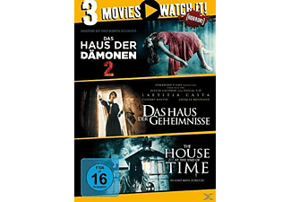Das Haus der Dämonen 2, Das Haus der Geheimnisse, The House at the End of Tim [DVD]