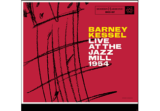 Barney Kessel - Live At The Jazz Mill - (CD)
