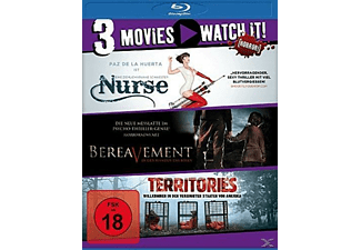 Nurse, Bereavement, Territories [Blu-ray]
