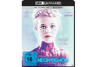 The Neon Demon - (4K Ultra HD Blu-ray + Blu-ray)