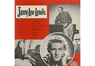 Jerry Lee Lewis - Jerry Lee Lewis - (Vinyl)