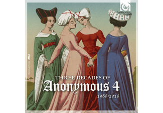 Anonymous 4 - 3 Decades Of Anonymous 4: 1986-2016 - (CD)