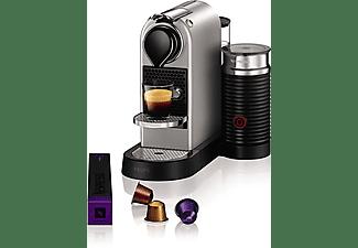 Nespresso Krups CitiZ & Milk Silver