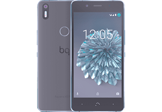 BQ Aquaris X5 Plus 32 GB Anthrazit/Schwarz Dual SIM