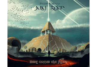 July Reign - Here Comes The Flood - (CD)