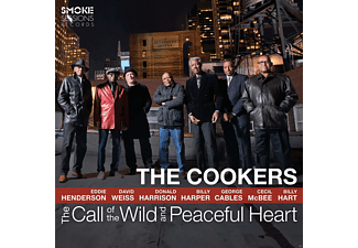 The Cookers - Call Of The Wild And Peaceful Heart - (CD)