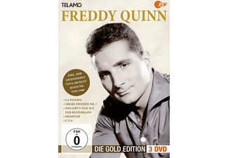 Freddy Quinn - Die Gold-Edition - (DVD)