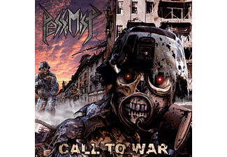 Pessimist - Call To War [CD]
