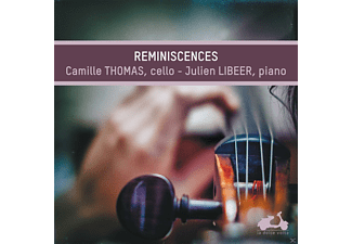 Camille Thomas, Julien Libeer - Reminiscences - (CD)