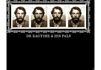 Jack Rose - Dr.Ragtime & His Pals - (Vinyl)