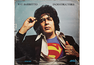 Ray Barretto - Indestructible (Remastered) - (Vinyl)
