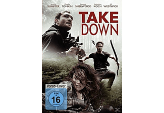 Take Down - Die Todesinsel [DVD]