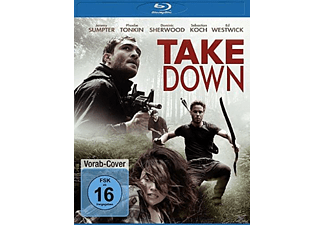 Take Down - Die Todesinsel - (Blu-ray)