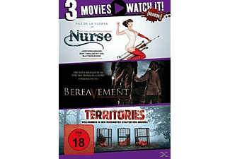 Bereavement / Nurse / Territories [DVD]