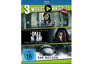 The Awakening / The Tall Man / The Return - (Blu-ray)