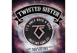 Twisted Sister - Its Only Rock & Roll (But We Like It) - (CD)