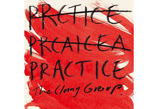 The Clang Group - Practice (LP+MP3) - (LP + Download)