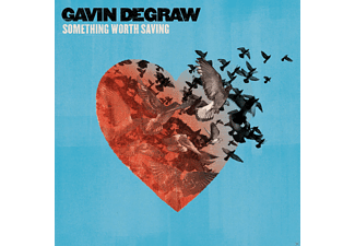 Gavin DeGraw - Something Worth Saving - (CD)