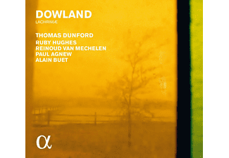 Ruby Hughes, Thomas Dunford - Dowland: Lachrimae - (CD)