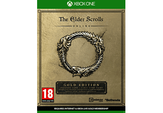 The Elder Scrolls Online: Gold Edition Xbox One