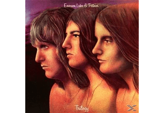 Emerson, Lake & Palmer - Trilogy (Deluxe Edition) - (CD)