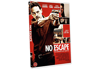 No Escape Drama DVD