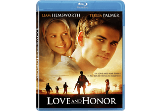 Love and Honor Drama Blu-ray