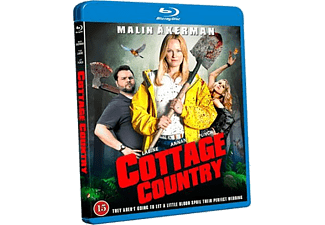 Cottage Country Komedi Blu-ray