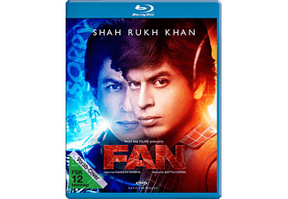 Shah Rukh Khan: Fan - (Blu-ray)