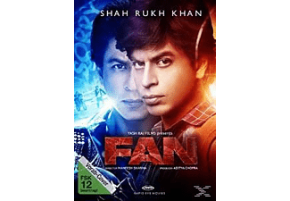 Shah Rukh Khan: Fan [Blu-ray]