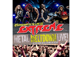 Extreme - Pornograffitti Live 25 / Metal Meltdown - (CD + Blu-ray Disc)