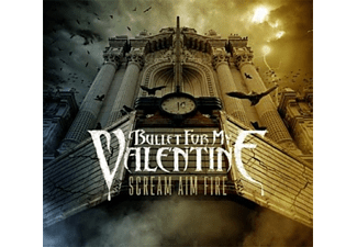 Bullet For My Valentine - Scream Aim Fire (CD)
