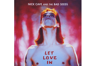Nick Cave & The Bad Seeds - Let Love In (CD)