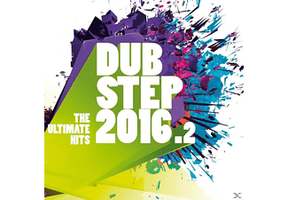 VARIOUS - Dubstep 2016.2 [CD]
