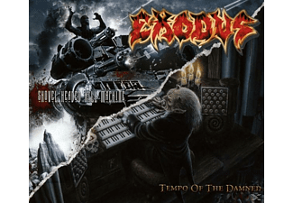 Exodus - Tempo Of The Damned/Shovel Hea [CD]