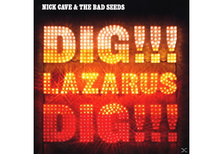 The Bad Seeds - Dig, Lazarus, Dig!! - (CD)