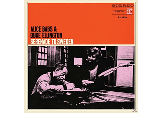 Alice Babs, Duke Ellington - Serenade To Sweden - (CD)