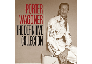 Porter Wagoner - Definitve Collection - (CD)